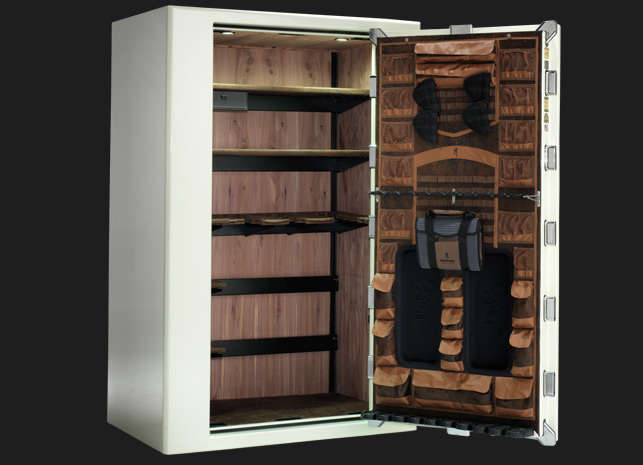 Prosteel Pinnacle Gun Safe From Browning Prosteel Safes